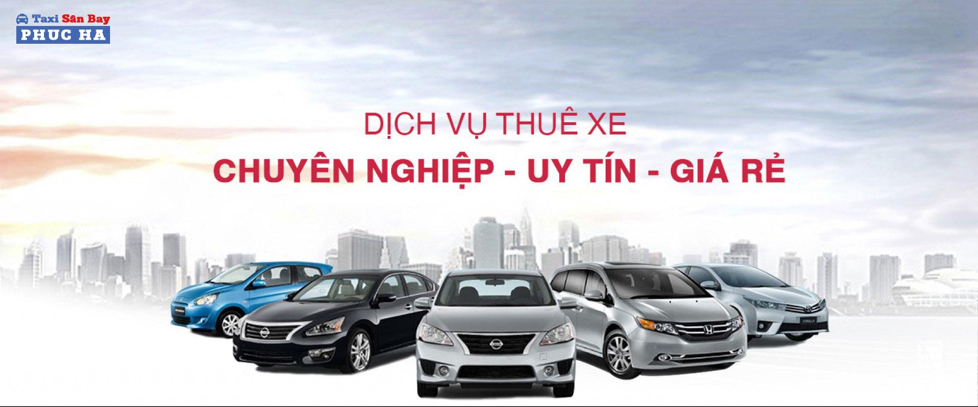 Nội Bài Taxi giá rẻ – Phúc Hà Taxi