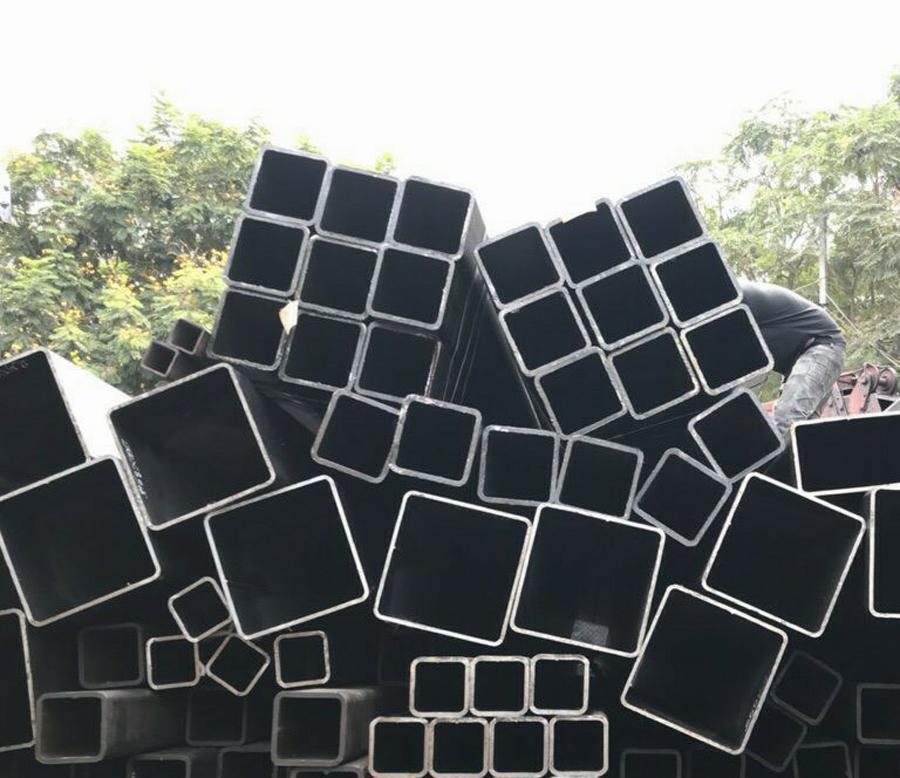 Top 5 đơn vị phân phối thép hộp size lớn giá rẻ tại TPHCM